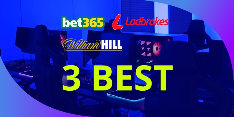 Virtual Betting: Top 3 Best Betting Sites